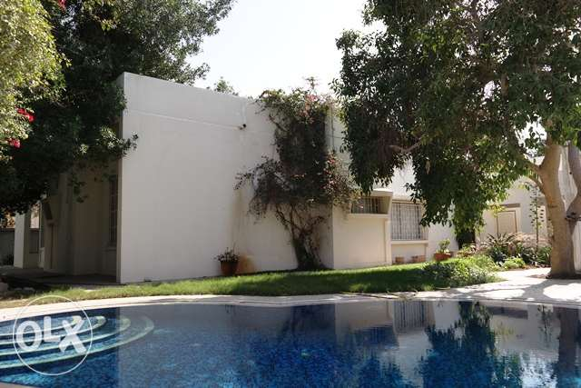 Spacious Single Floor Villa at Al Nassr