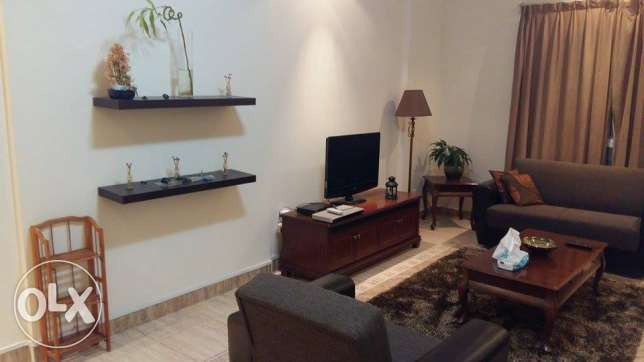 fully furnished 1 bhk flat in al sad included water and electricity السد -  4