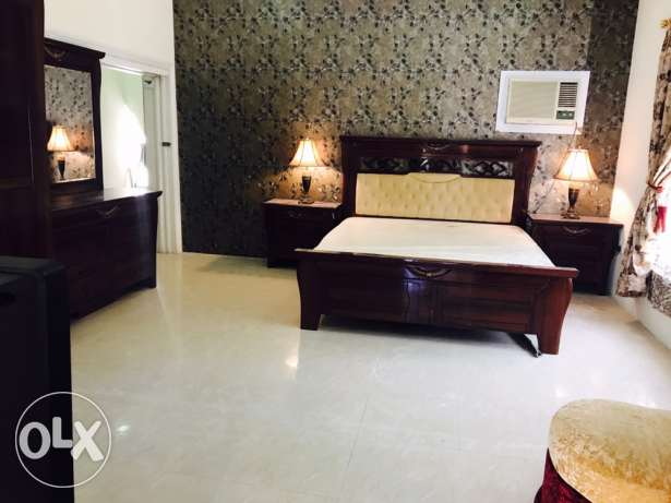 fully furnished spacious studio at old airport