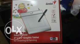 Graphic tablet pen never used