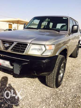 Nissan Patrol car for sale