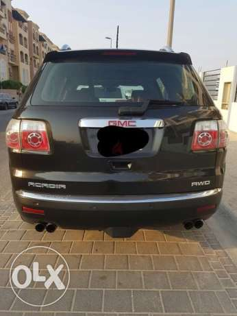 GMC acadia 2009 full option