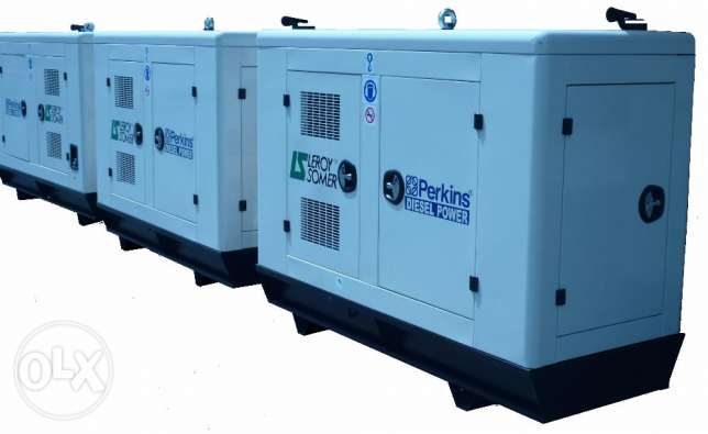 Perkins Diesel Generator/ Made in UK + Intl Warranty 9-2250 kva