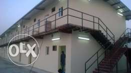 .120 Spacious rooms available LOCATION: DOHA INDUSTRIAL AREA