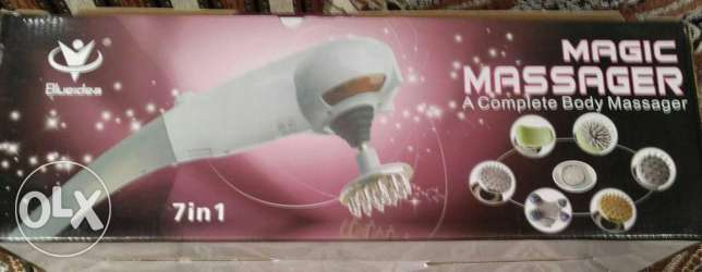 A complete body massager
