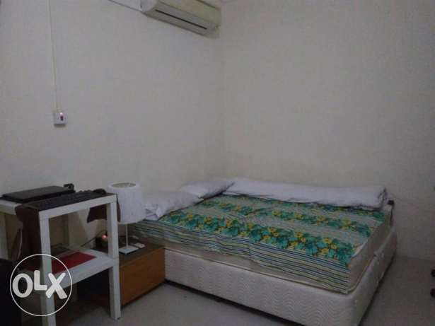 one bhk fully furnished for short term 2 months
