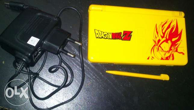 Nintendo DS Lite - DragonBall Z / Limited Edition