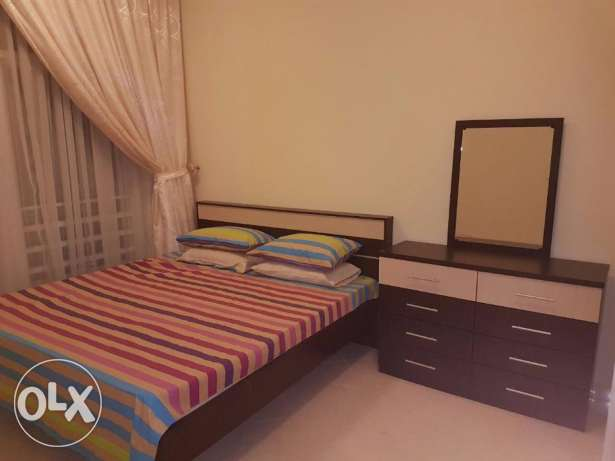 3bedrooms & 2bedrooms furnished new apartments behind holiday villa