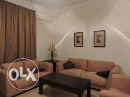 2 bedroom apartment furnished in Al-Sadd