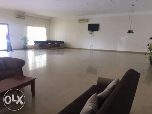 * 03 BHK &04+1bhk UF Villa DUHAIL(Semi Furnished) #