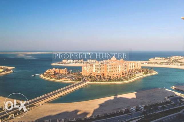1+ Office Apartment with Kempinski View