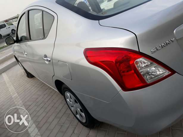 Nissan sunny sale indian made 2013