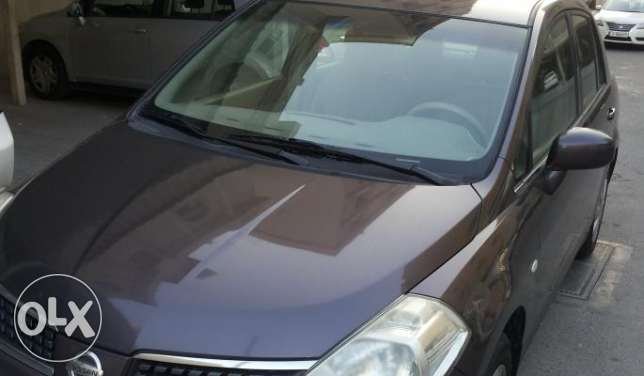 Nissan TIIDA Sedan - Price Negotiable