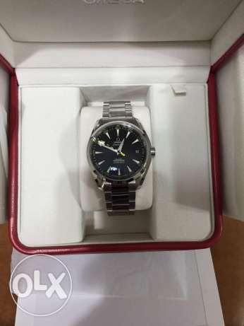Omega swatch