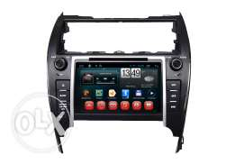 Factory OEM In-Car Radio Stereo Entertainment System Toyota Camry 2012
