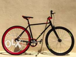 Bravo city bike fixie Brand New