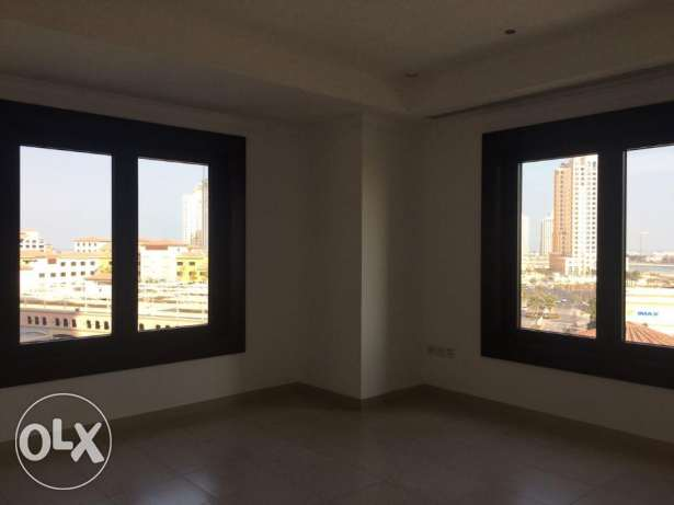 Spacious two bedroom apartment with maid room