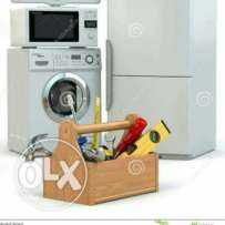 Refrigerator washing machine repairing