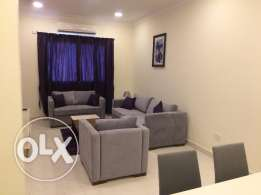 New flat For rent in AlGharafa 2bedrooms fully furnished Inclusive all