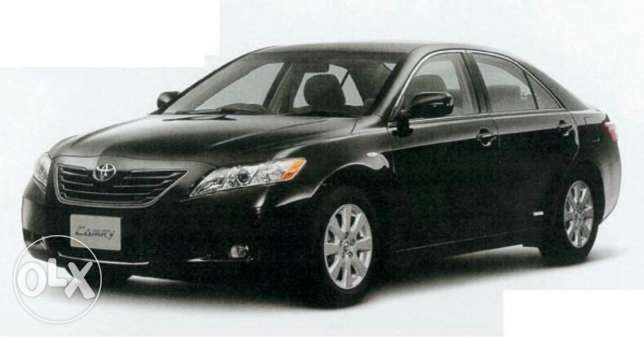 For Rent : Toyota Camry 2007