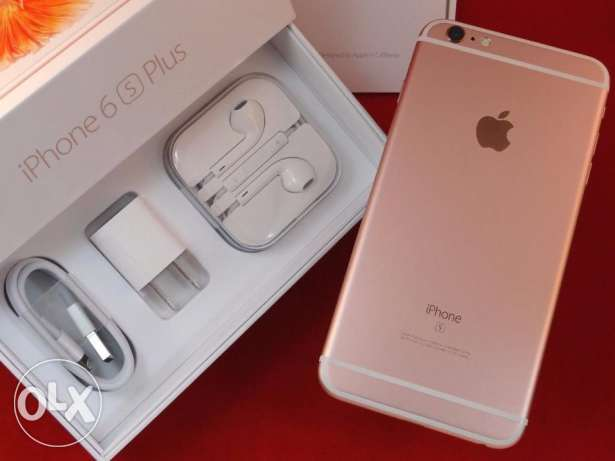 Apple iPhone 6s Plus - 64GB - Rose Gold