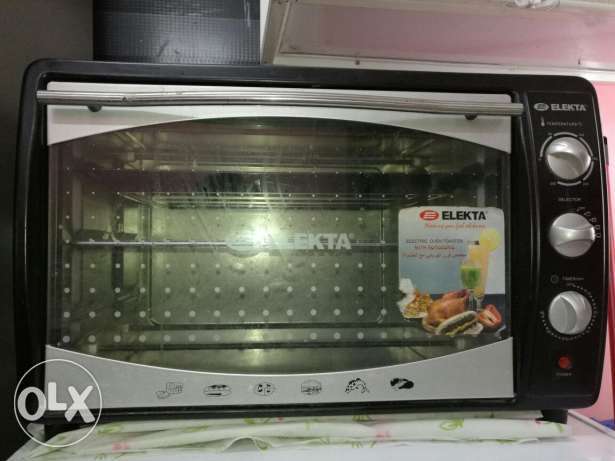 ELEKTA Electric Oven Toaster