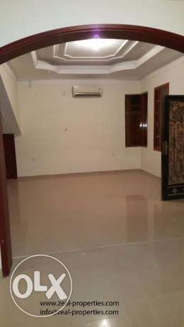 Unfurnished spacious villa in Ain Khaled عين خالد -  1