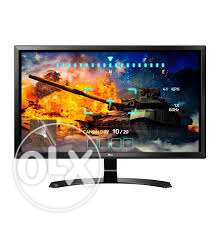 New 27 inch LG 27UD58-B 4K UHD IPS Freesync LED gaming monitor