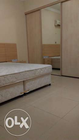fully furnished 2 BHK in al nasr السد -  8