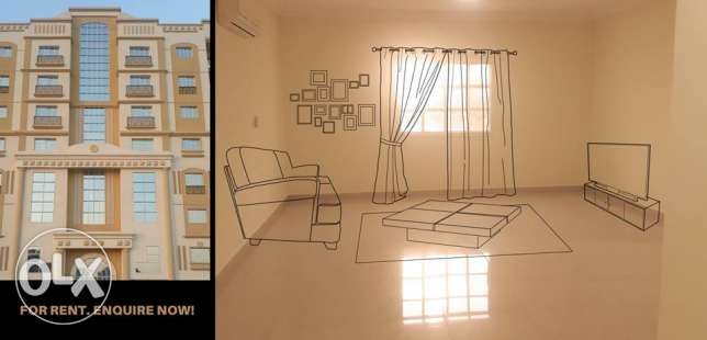 brand new 3/4 bedroom apartment in najma for rent