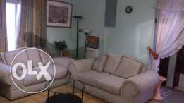 2 bhk fully furnished flat in old airport near doha bank for family