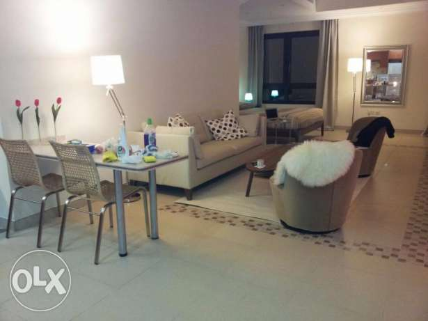 Nice Studio Fully Furnished - The Pearl
