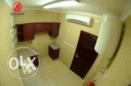 Al Nasr : 2-bedrooms flat for rent QR.6300