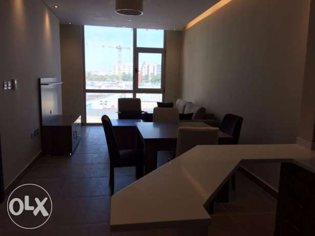-Brand New- Fully-Furnished 1/Bedroom Flat At {Al Sadd}