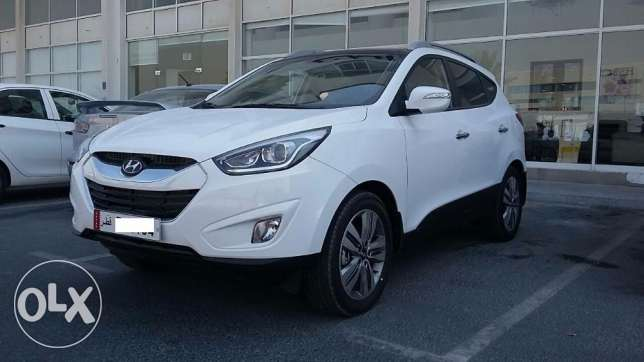 Brand New Hyundai - Tucson Model 2015 أبو هامور -  1