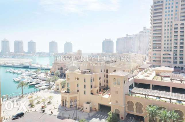 3+Maid Spacious Apartment in Porto Arabia