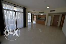 3 in-suite semi-furnished apartment W/open kitchen in lusail