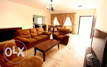 Laxury compound apartment al rawda 3 bhk for 10,000 qr