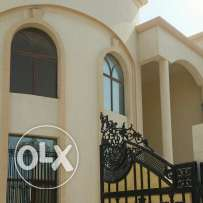 Unfurnished 1BHK super deluxe villa in westbay / oposit katara