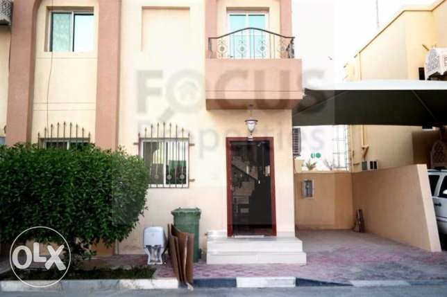 very nice fully furnished 4 bedroom compound villa in wakrah