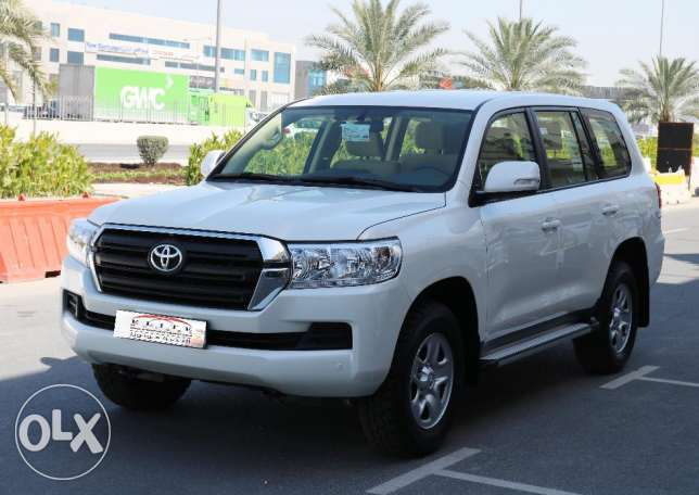 Brand New Toyota -Land Cruiser - G Model 2017