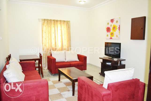 //Furnished 2BHK Family Apartment