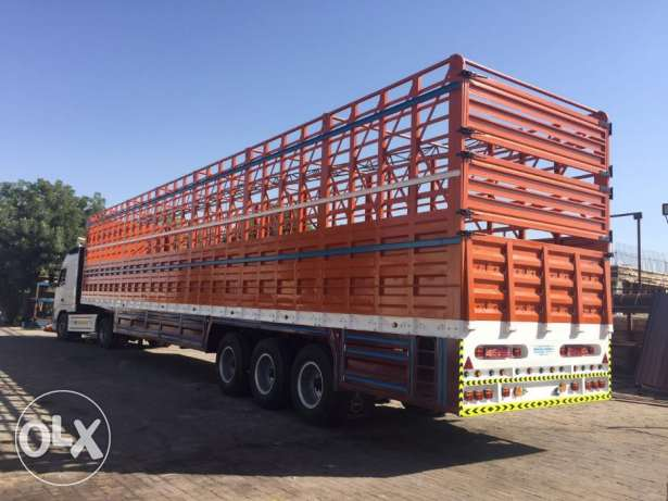 brand new, heavy duty 3 axle body trailers for sale