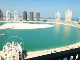 3-BHK Semi-Furnished Apartment in Viva Bahriya - {The Pearl }
