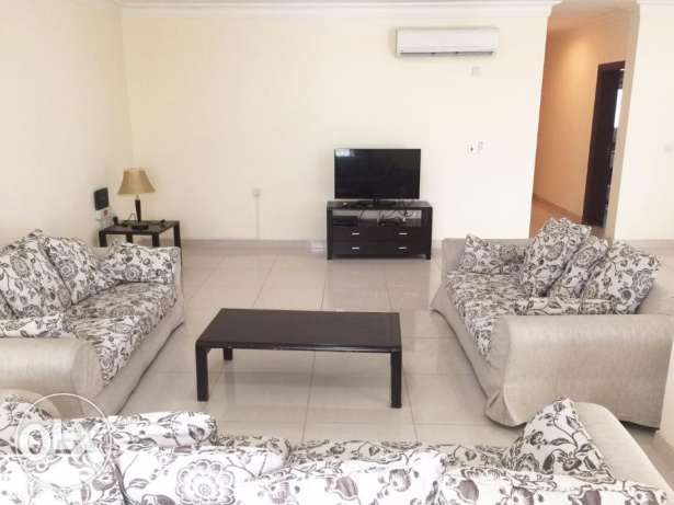 Fully-Furnished 2-BHK Rent in -Al Mansoura- المنصورة -  1