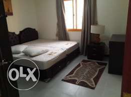 For rent a Fully Furnished 1bhk flat in Um Ghuilina