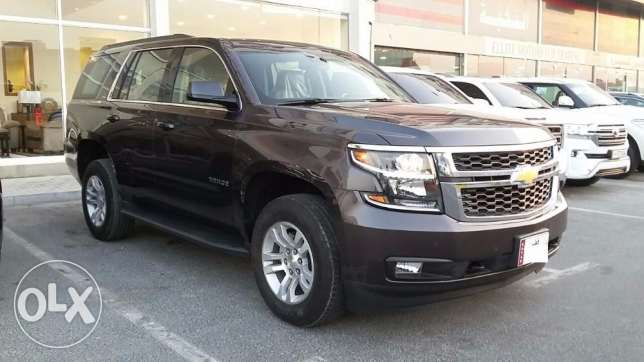 Brand New Chevrolet Tahoe -LS 4X4 5.3 L Model 2016 الدوحة الجديدة -  3