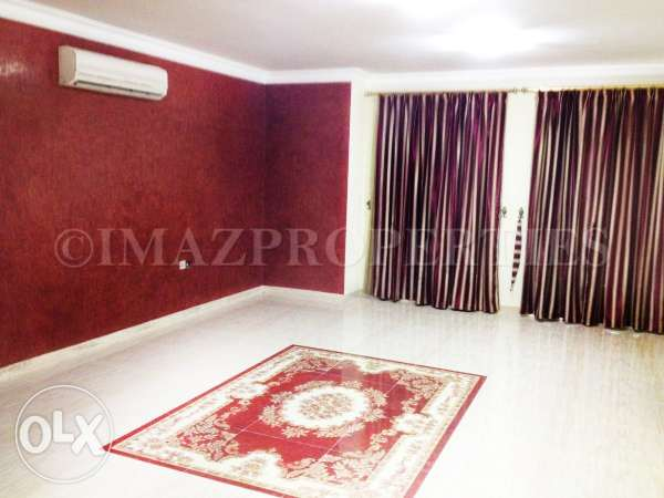 4BHK--Unfurnished Villa Apartment-Ain Khaled