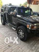 Hummer H3 vehicle for everything