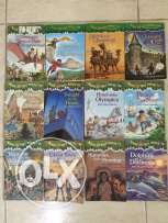 12 Books - Magic Tree House